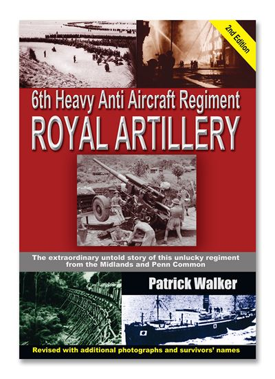 6th Heavy Anti Aircraft Regiment Royal Artillery