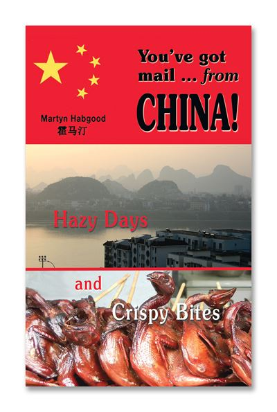 You've got mail . . . from China